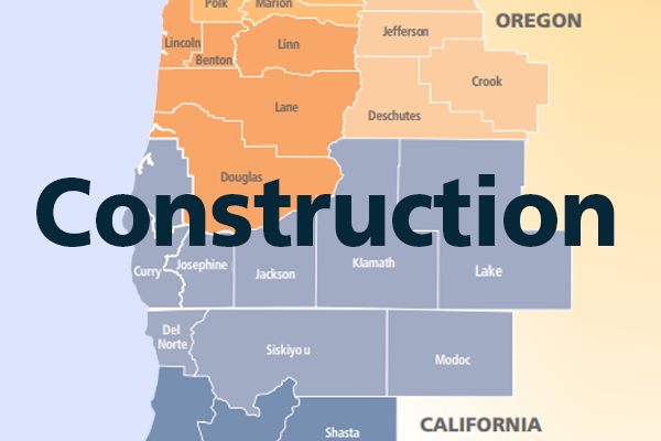 Construction Territory Map